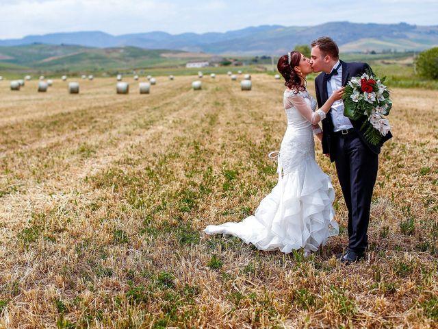 Il matrimonio di Lorenzo e Chiara a Raddusa, Catania 37