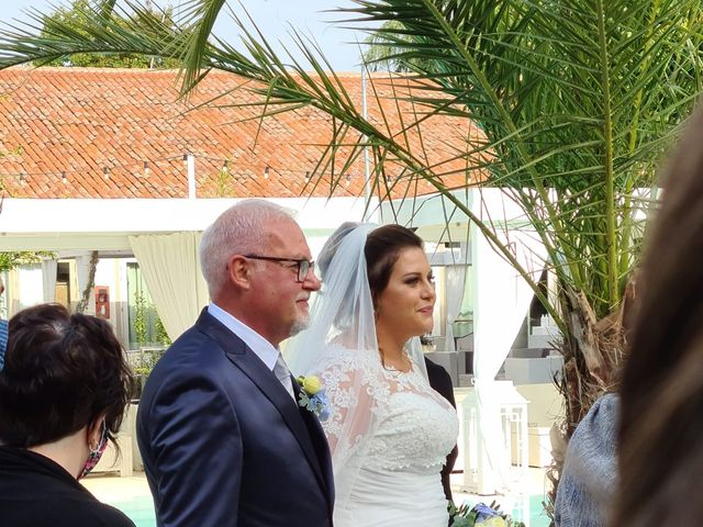 Il matrimonio di Manuel e Ilenia a Scorzè, Venezia 13