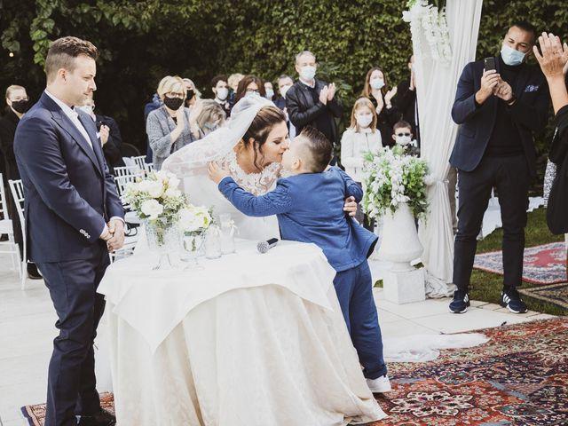 Il matrimonio di Manuel e Ilenia a Scorzè, Venezia 21