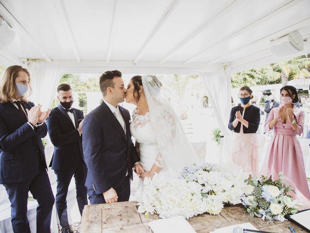 Il matrimonio di Manuel e Ilenia a Scorzè, Venezia 24