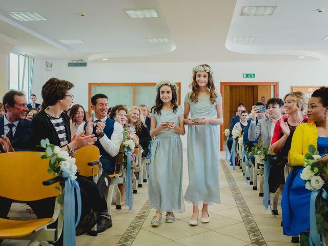 Il matrimonio di Joshua e Diletta a Cesena, Forlì-Cesena 36