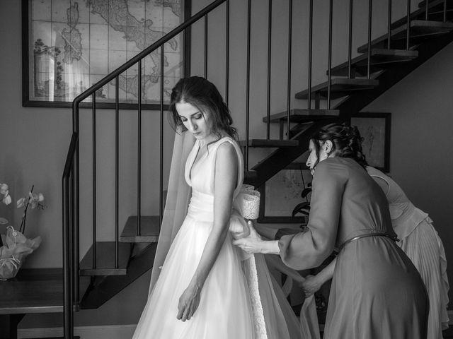 Il matrimonio di Eric e Cecilia a Correggio, Reggio Emilia 7