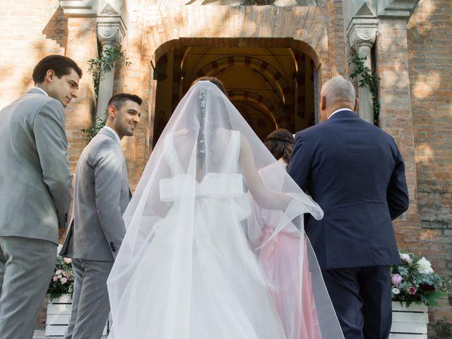 Il matrimonio di Eric e Cecilia a Correggio, Reggio Emilia 10