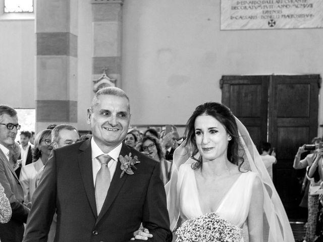Il matrimonio di Eric e Cecilia a Correggio, Reggio Emilia 11