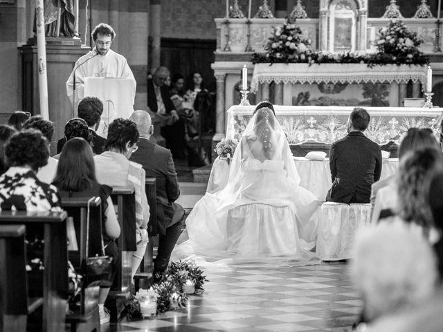 Il matrimonio di Eric e Cecilia a Correggio, Reggio Emilia 12