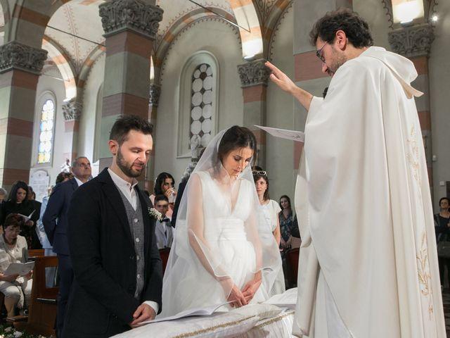Il matrimonio di Eric e Cecilia a Correggio, Reggio Emilia 14