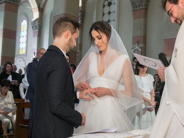 Il matrimonio di Eric e Cecilia a Correggio, Reggio Emilia 15