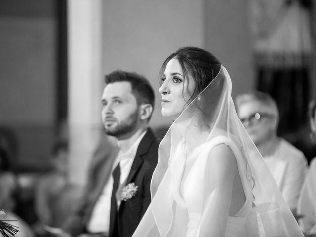 Il matrimonio di Eric e Cecilia a Correggio, Reggio Emilia 19