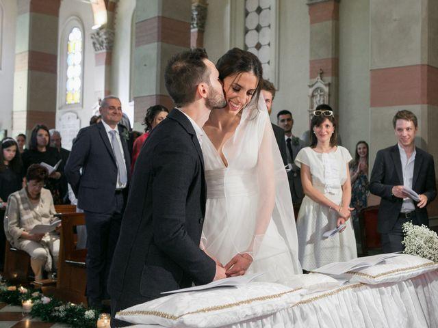 Il matrimonio di Eric e Cecilia a Correggio, Reggio Emilia 22