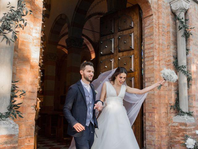 Il matrimonio di Eric e Cecilia a Correggio, Reggio Emilia 24