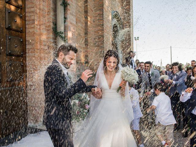 Il matrimonio di Eric e Cecilia a Correggio, Reggio Emilia 26