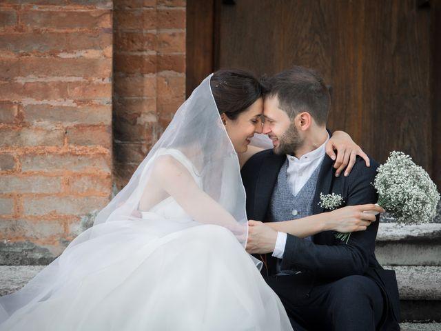 Il matrimonio di Eric e Cecilia a Correggio, Reggio Emilia 28