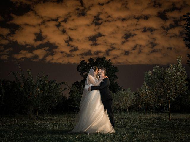 Il matrimonio di Eric e Cecilia a Correggio, Reggio Emilia 44