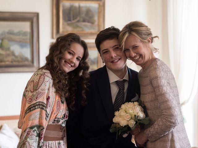Il matrimonio di Simona e Giorgio a Pieve d'Olmi, Cremona 6