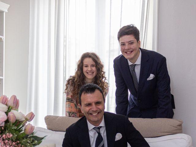 Il matrimonio di Simona e Giorgio a Pieve d'Olmi, Cremona 16