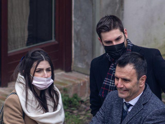 Il matrimonio di Simona e Giorgio a Pieve d'Olmi, Cremona 20