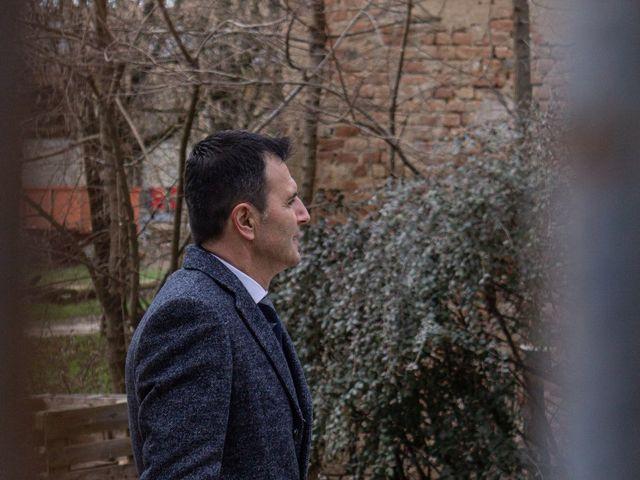 Il matrimonio di Simona e Giorgio a Pieve d'Olmi, Cremona 23