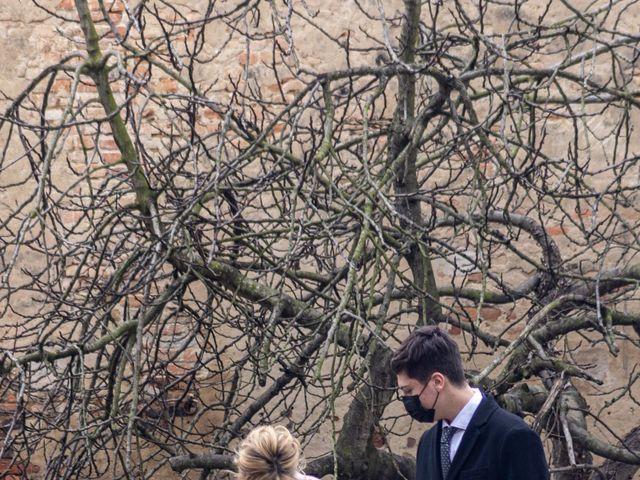Il matrimonio di Simona e Giorgio a Pieve d'Olmi, Cremona 24