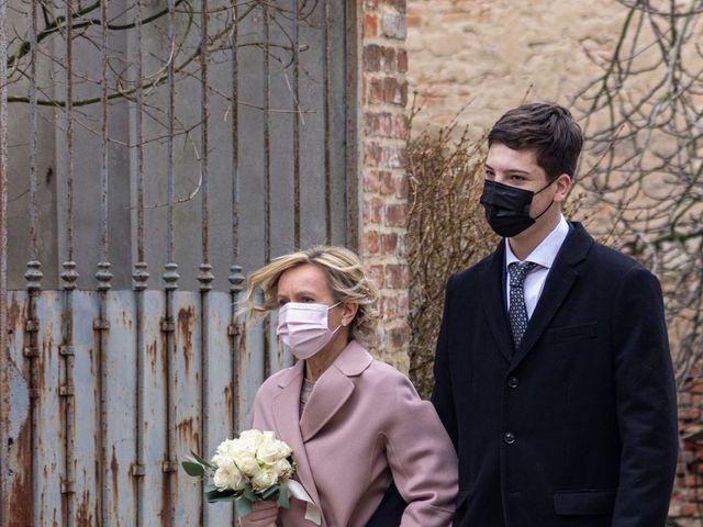 Il matrimonio di Simona e Giorgio a Pieve d'Olmi, Cremona 25