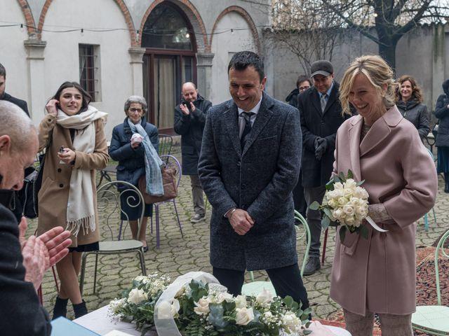 Il matrimonio di Simona e Giorgio a Pieve d'Olmi, Cremona 31