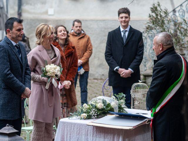 Il matrimonio di Simona e Giorgio a Pieve d'Olmi, Cremona 32