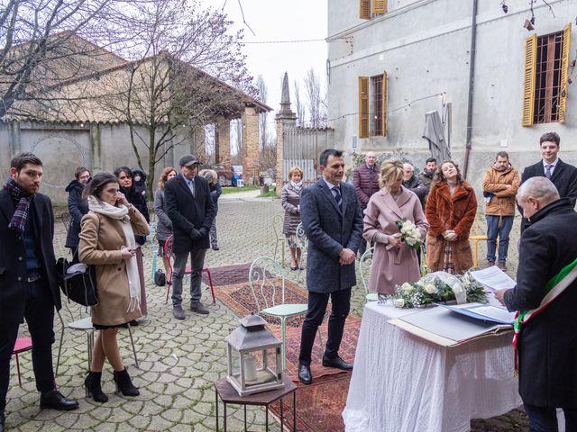 Il matrimonio di Simona e Giorgio a Pieve d'Olmi, Cremona 39