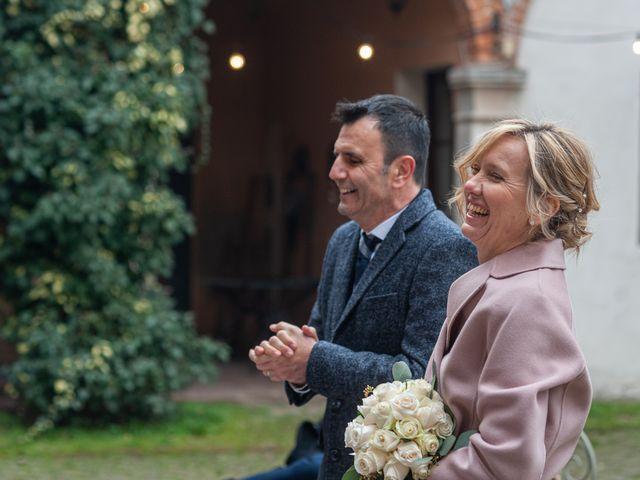 Il matrimonio di Simona e Giorgio a Pieve d'Olmi, Cremona 41