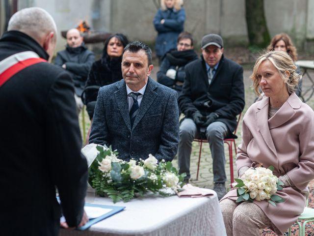 Il matrimonio di Simona e Giorgio a Pieve d'Olmi, Cremona 42