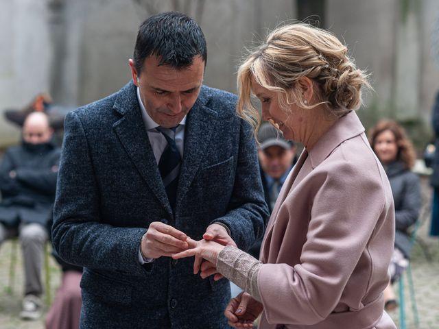 Il matrimonio di Simona e Giorgio a Pieve d'Olmi, Cremona 44