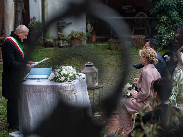Il matrimonio di Simona e Giorgio a Pieve d'Olmi, Cremona 48