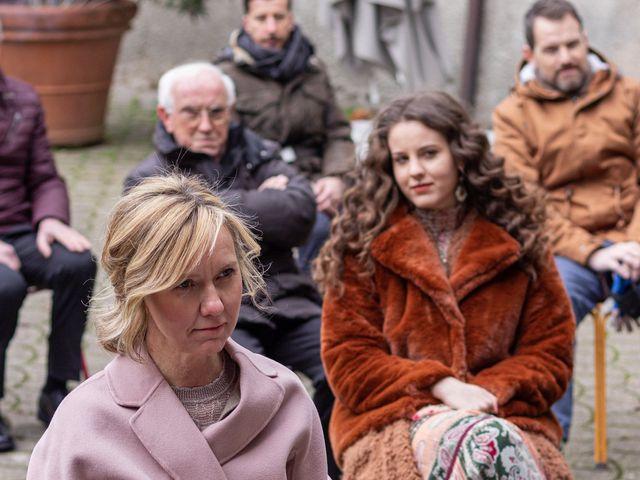 Il matrimonio di Simona e Giorgio a Pieve d'Olmi, Cremona 49