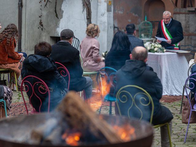 Il matrimonio di Simona e Giorgio a Pieve d'Olmi, Cremona 51