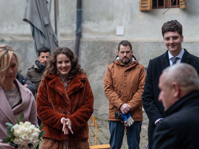 Il matrimonio di Simona e Giorgio a Pieve d'Olmi, Cremona 52