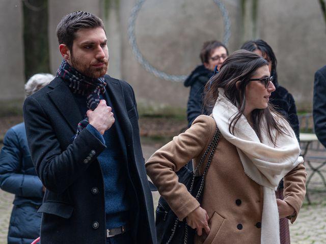 Il matrimonio di Simona e Giorgio a Pieve d'Olmi, Cremona 53