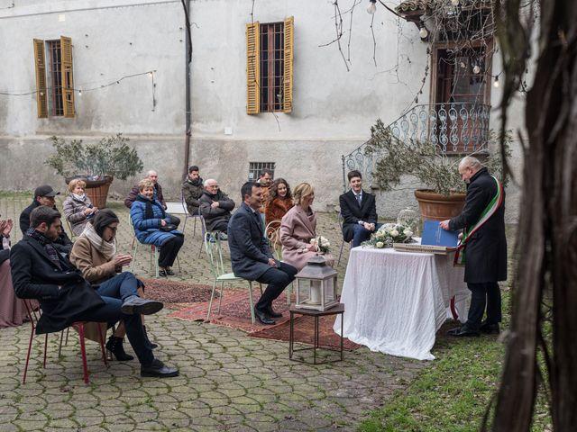 Il matrimonio di Simona e Giorgio a Pieve d'Olmi, Cremona 59