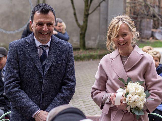 Il matrimonio di Simona e Giorgio a Pieve d'Olmi, Cremona 60