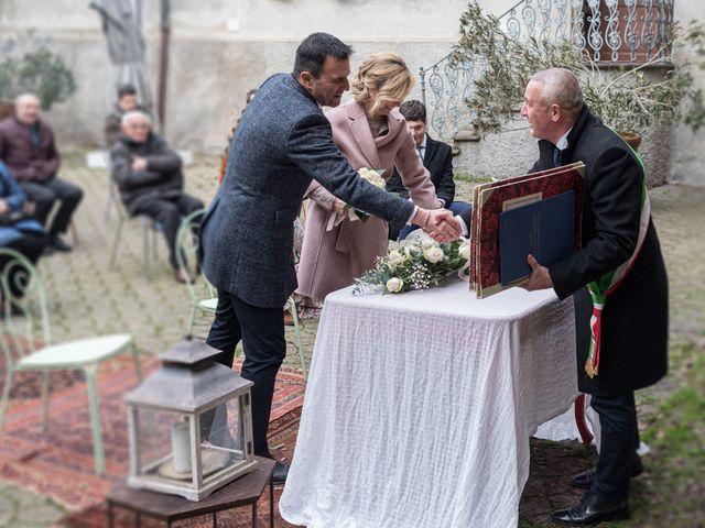 Il matrimonio di Simona e Giorgio a Pieve d'Olmi, Cremona 61