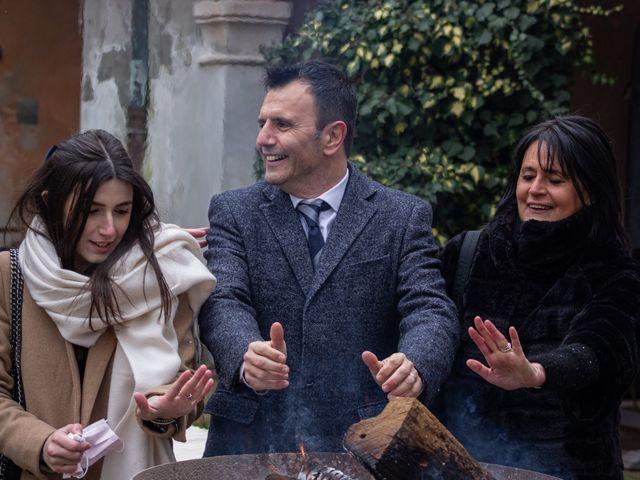 Il matrimonio di Simona e Giorgio a Pieve d'Olmi, Cremona 63