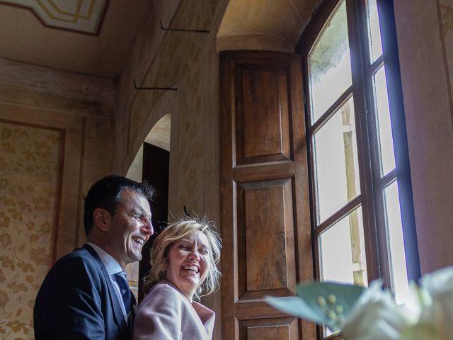 Il matrimonio di Simona e Giorgio a Pieve d'Olmi, Cremona 73