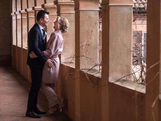 Il matrimonio di Simona e Giorgio a Pieve d'Olmi, Cremona 77
