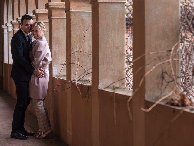 Le nozze di Giorgio e Simona