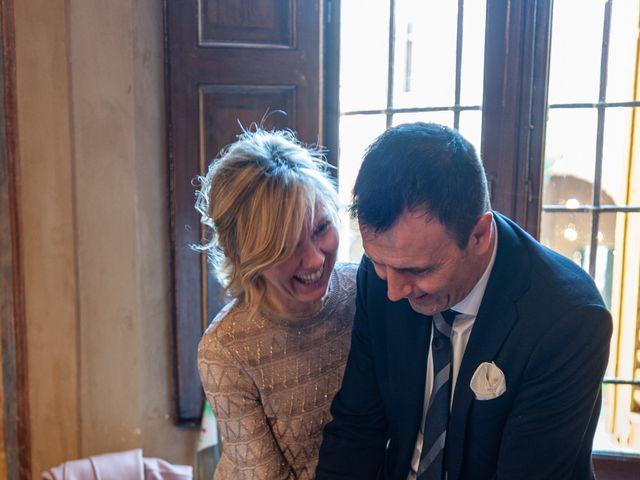 Il matrimonio di Simona e Giorgio a Pieve d'Olmi, Cremona 81