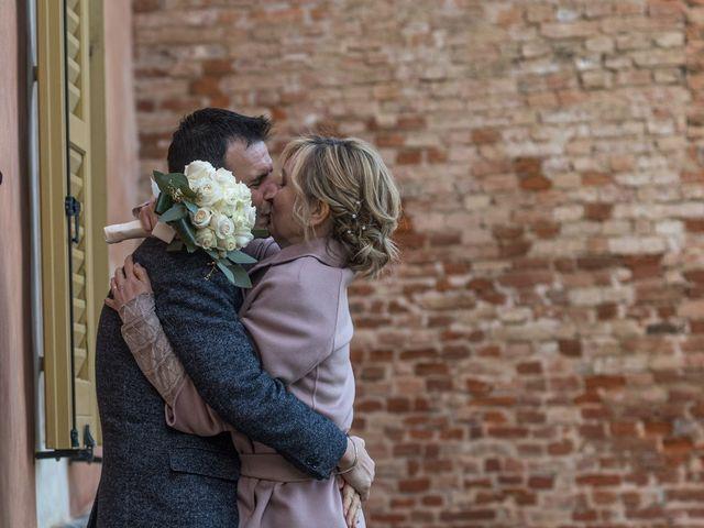 Il matrimonio di Simona e Giorgio a Pieve d'Olmi, Cremona 84