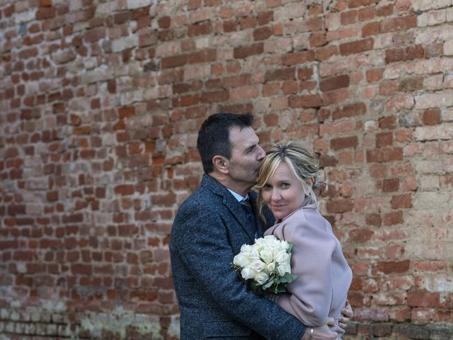 Il matrimonio di Simona e Giorgio a Pieve d'Olmi, Cremona 85