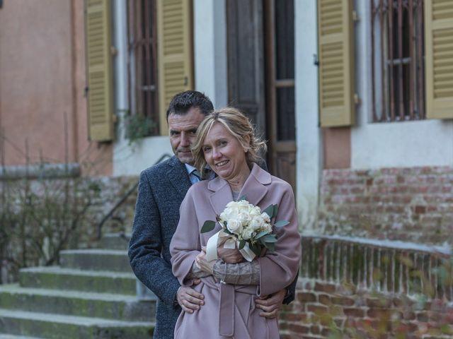 Il matrimonio di Simona e Giorgio a Pieve d'Olmi, Cremona 87