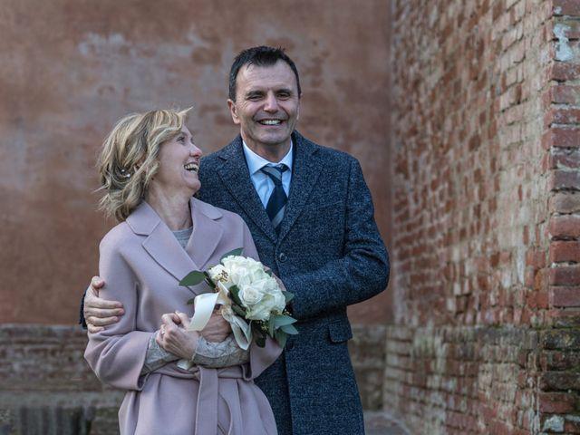 Il matrimonio di Simona e Giorgio a Pieve d'Olmi, Cremona 88