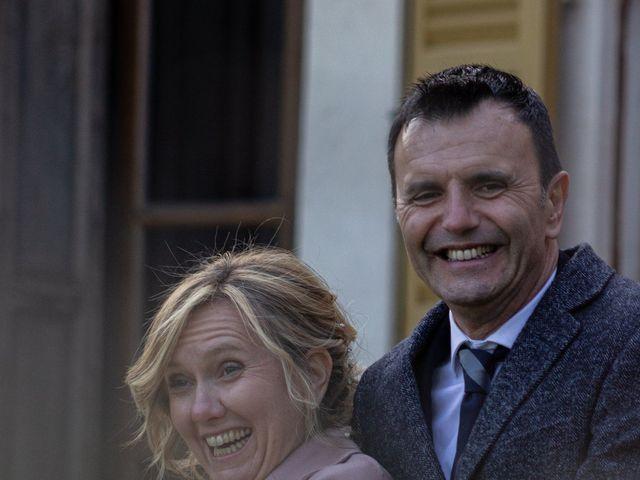 Il matrimonio di Simona e Giorgio a Pieve d'Olmi, Cremona 89