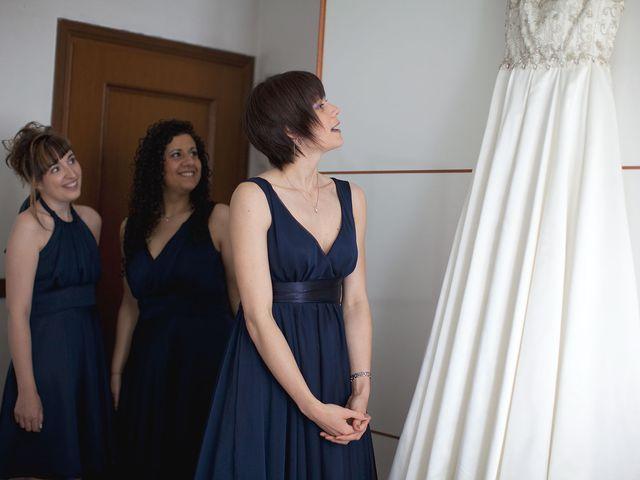Il matrimonio di Alexander e Alice a Trasaghis, Udine 9