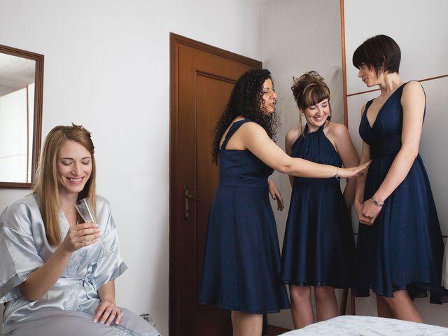 Il matrimonio di Alexander e Alice a Trasaghis, Udine 10