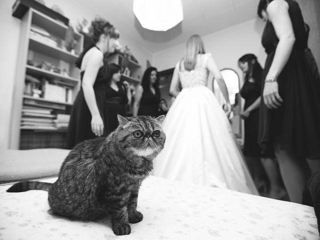 Il matrimonio di Alexander e Alice a Trasaghis, Udine 12